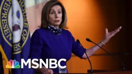 Trump Boycott: Pelosi Says Trump Not Worthy Of Debating Biden   The Beat With Ari Melber   MSNBC 7
