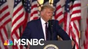 Maddow Corrects Litany Of Falsehoods In Trump's Marathon RNC Speech | MSNBC 4