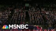 McCaskill: Trump Shows He Doesn't Care About COVID-19 With RNC Crowd   The 11th Hour   MSNBC 4