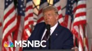 The Final Night Of The RNC Kept Fact-Checkers Busy - Day That Was | MSNBC 2