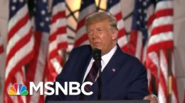 The Final Night Of The RNC Kept Fact-Checkers Busy - Day That Was   MSNBC 9