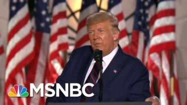 The Final Night Of The RNC Kept Fact-Checkers Busy - Day That Was | MSNBC 6