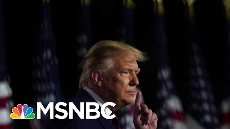 Where Do Both Parties Stand After The Conventions? | Morning Joe | MSNBC 1