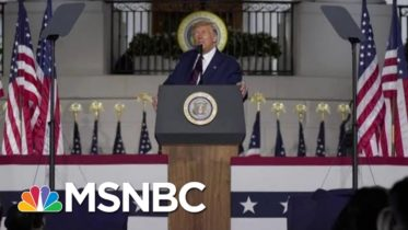 Joe: Trump Is Trying To Run As A Challenger And Not An Incumbent | Morning Joe | MSNBC 6