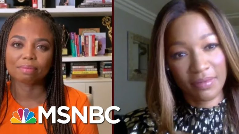 Cari Champion: Please Understand How Exhausted We Are As Black People | Morning Joe | MSNBC 1