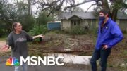 Lake Charles Resident After Hurricane Laura Tore Through Louisiana | MTP Daily | MSNBC 5