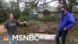 Lake Charles Resident After Hurricane Laura Tore Through Louisiana | MTP Daily | MSNBC 7