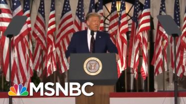 'Dangerous': Right-Wing Defends Teenage Trump Fan Who Killed 2 Protesters | All In | MSNBC 10