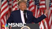 Trump Convention Fails In The One Measure He Cares About: Ratings | Rachel Maddow | MSNBC 3