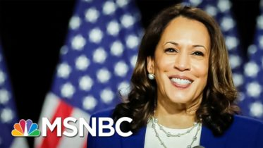 Kamala Harris' Reception As A Vice Presidential Nominee   MSNBC 6