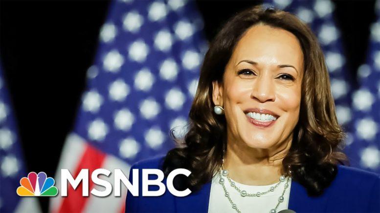 Kamala Harris' Reception As A Vice Presidential Nominee | MSNBC 1