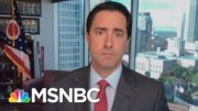 OH Secretary Of State Reacts To Lawsuit Against Him By Voting Rights Group | Stephanie Ruhle | MSNBC 5