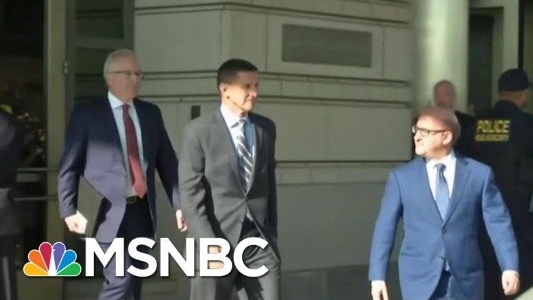 Trump Card? Surprise Legal Loss For Flynn, Trump, AG Barr | The Beat With Ari Melber | MSNBC 1