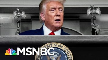 Figliuzzi: Trump Needs To Condemn Violence, Not Inflame It | The 11th Hour | MSNBC 6