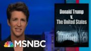 How The Counterintelligence Investigation Of Trump's Ties To Russia Disappeared | MSNBC 5