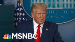 Trump Defends Man Charged With Killing Protesters As Critics Slam Trump For Fuel Violence | MSNBC 7