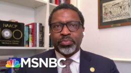 NAACP President: We've To Get Prepared To Vote Like We've Never Voted Before | Craig Melvin | MSNBC 7