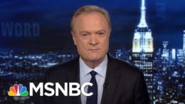 Watch The Last Word With Lawrence O'Donnell Highlights: August 31 | MSNBC 9