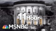 Watch The 11th Hour With Brian Williams Highlights: August 31 | MSNBC 5