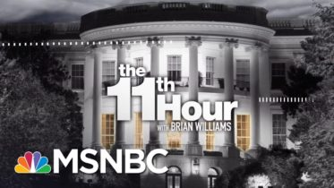 Watch The 11th Hour With Brian Williams Highlights: August 31 | MSNBC 6