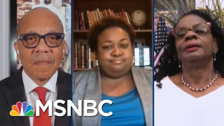 """Wrong"": Trump's Defense Of WI Shooter Debunked By Congresswoman Quoting Biggie Smalls 