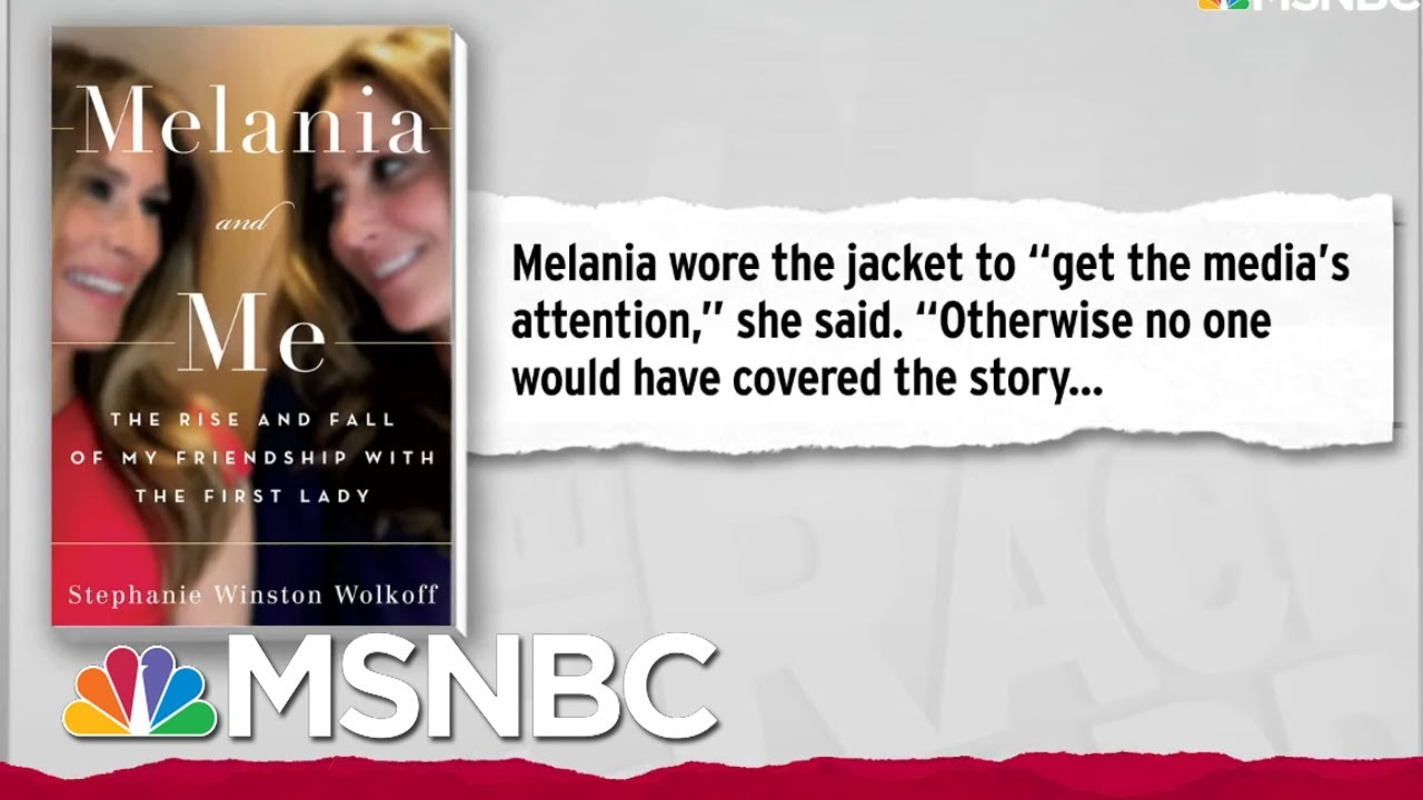 """'That's When I Hit Record."""": Fmr. Melania Trump Advisor On Why She Made Recordings 