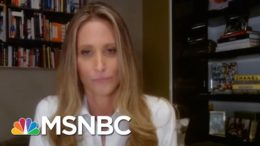 'Now Everyone Knows The Truth.': Fmr. Melania Trump Advisor Finds Catharsis In Tell-All   MSNBC 2