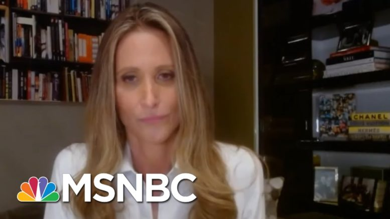 'Now Everyone Knows The Truth.': Fmr. Melania Trump Advisor Finds Catharsis In Tell-All | MSNBC 1
