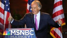 Here's How Sen. Ed Markey Beat A Kennedy In Massachusetts | The 11th Hour | MSNBC 4