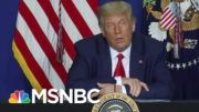 Trump In Kenosha Shows He Can't Do Two Things At Once | Morning Joe | MSNBC 3