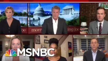 Will Trump's 'Law & Order' Message Prove Effective?   Morning Joe   MSNBC 6