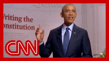 Watch Obama at the DNC: Don't let them take your power from you 6
