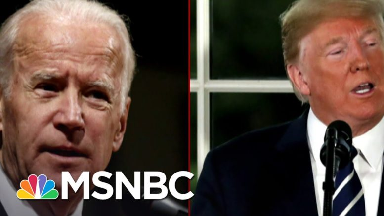 Biden Calls Schools Reopening A 'National Emergency' And Slams Trump's Coronavirus Response | MSNBC 1