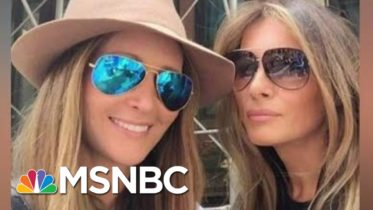 Trump WH Busted Again For Personal Email Use | The Beat With Ari Melber | MSNBC 6