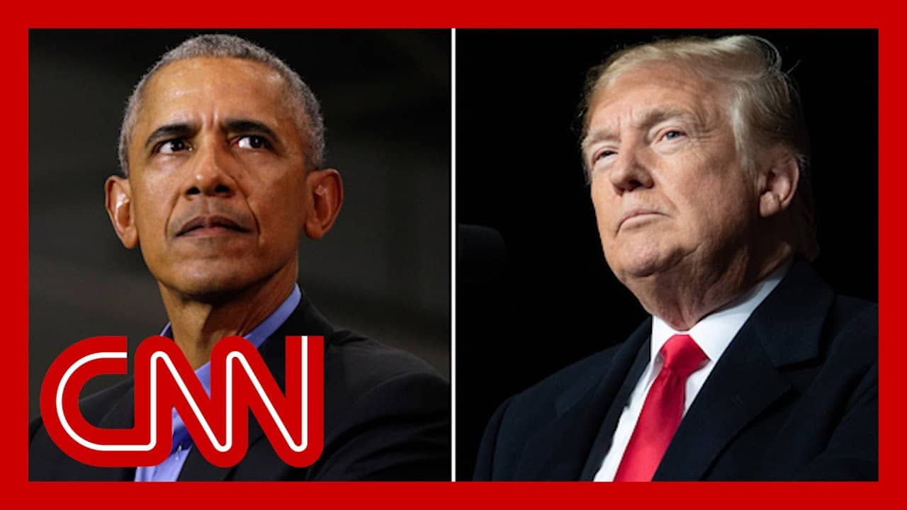 While Obama gave his DNC speech, Trump sent hate tweets 1