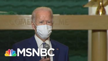 Jacob Blake Spoke To Biden From His Hospital Bed, Says Family Attorney | MSNBC 6