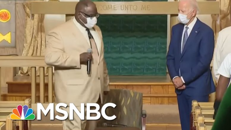 Nicolle Wallace Calls This Week 'A Turning Point In The Biden Candidacy' | Deadline | MSNBC 1