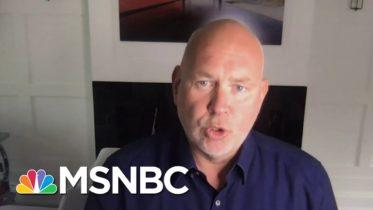 Trump's Autocratic And Power Hungry Decisions Are 'Fundamentally Un-American' | Deadline | MSNBC 5