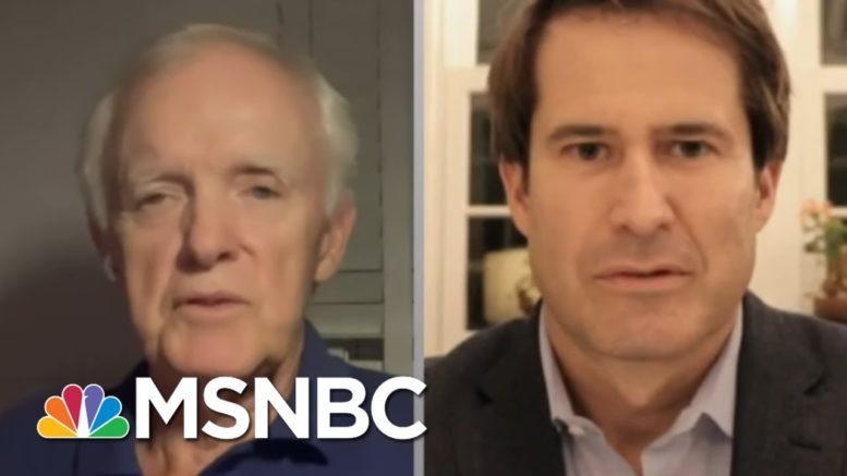 Fmr. Sen. Kerrey & Moulton Condemn Trump For Reportedly Calling Americans Killed In War 'Losers' 1
