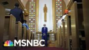Joe Biden Visits Kenosha As More Polls Show Trump Trailing In Key States | The 11th Hour | MSNBC 5
