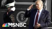 Trump Calls Reports He Denigrated U.S. Military Dead 'Made Up' | The 11th Hour | MSNBC 4