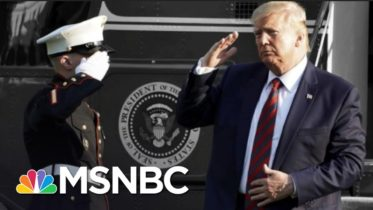 Trump Calls Reports He Denigrated U.S. Military Dead 'Made Up' | The 11th Hour | MSNBC 6