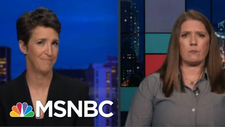Mary Trump Shares Family Anecdote Of Trump Disdain For Military Service | Rachel Maddow | MSNBC 1