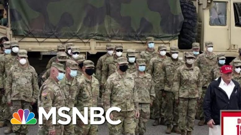 Joe: Military Men And Women Do So Much For Us Every Day   Morning Joe   MSNBC 1