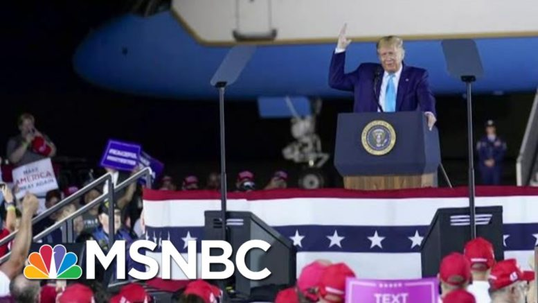 Will POTUS Supporters Criticize His Latest Remarks? | Morning Joe | MSNBC 1
