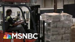 North Carolina Becomes First State To Mail Election Ballots | Hallie Jackson | MSNBC 3