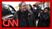 Steve Bannon charged with fraud in border wall fundraising 5