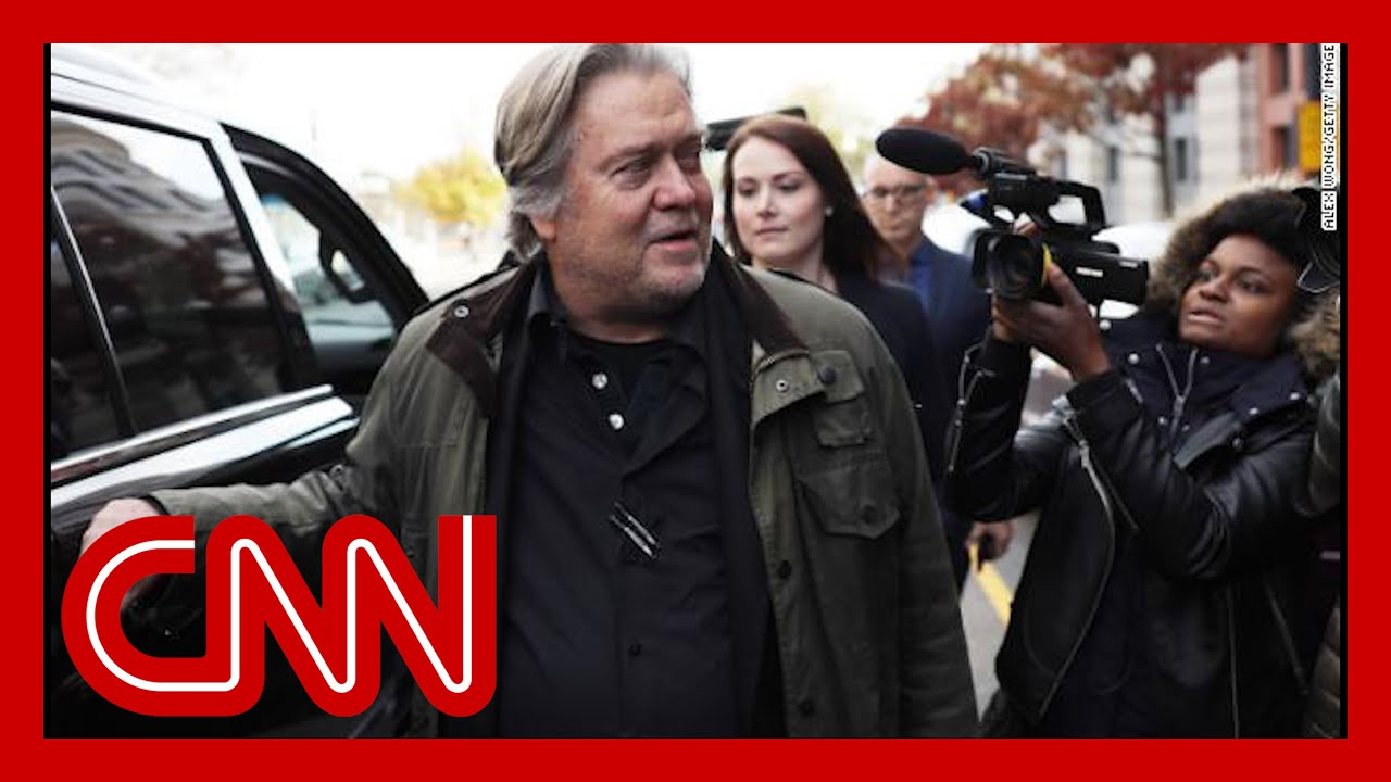 Steve Bannon charged with fraud in border wall fundraising 6