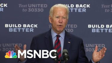 Biden: Trump May Be The Only President To 'Leave Office With Fewer Jobs Than When He Took Office' 5