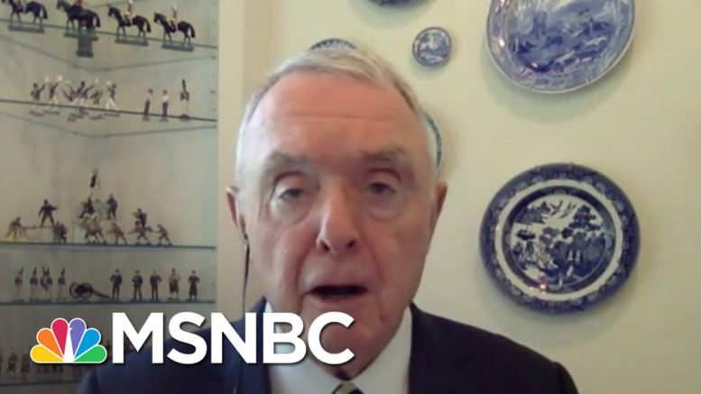 Trump Is 'Wrecking The Country' Says Retired Four Star General Barry McCaffrey   Deadline   MSNBC 1
